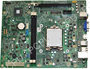 478VN Dell Inspiron 660 Vostro 270s Intel Desktop Motherboard s1155