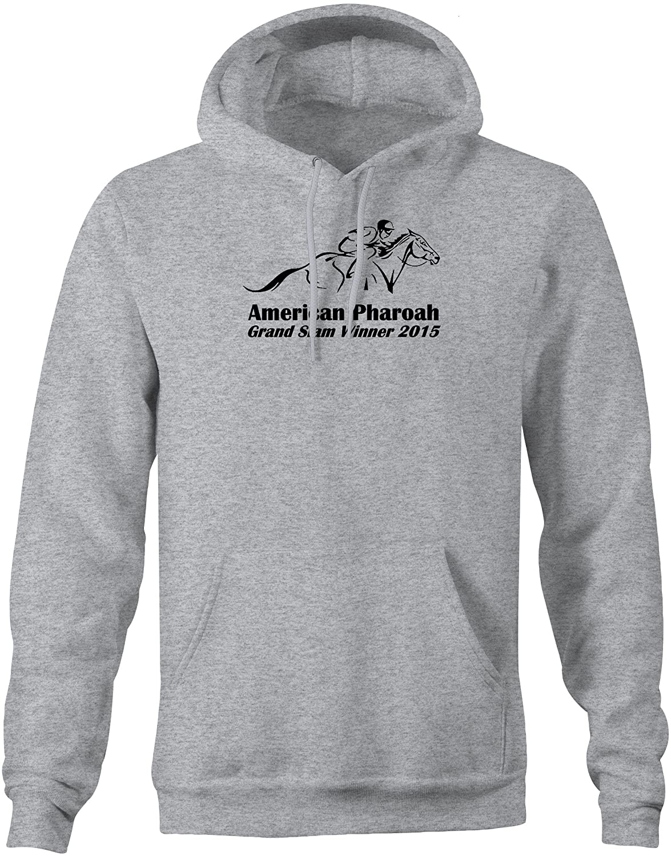 American Pharoah Grand Slam Horse Racing Winner Sweatshirt