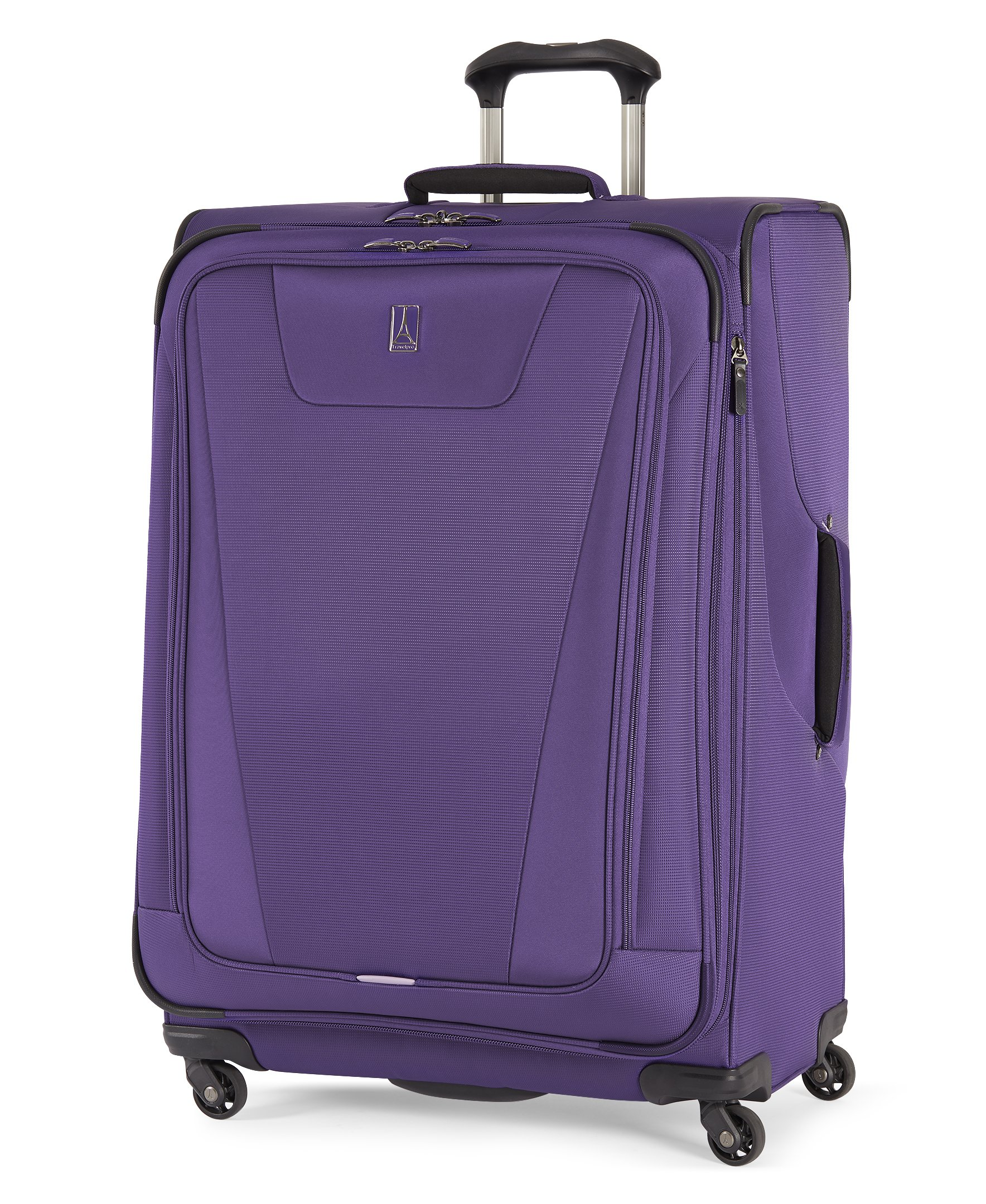Travelpro Maxlite 4 Expandable 29 Inch Spinner Suitcase, Purple by Travelpro