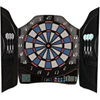 Solex 43325 Bull Legend - Diana electrónica (8 Jugadores, 50 x 46 x 5,5 cm)