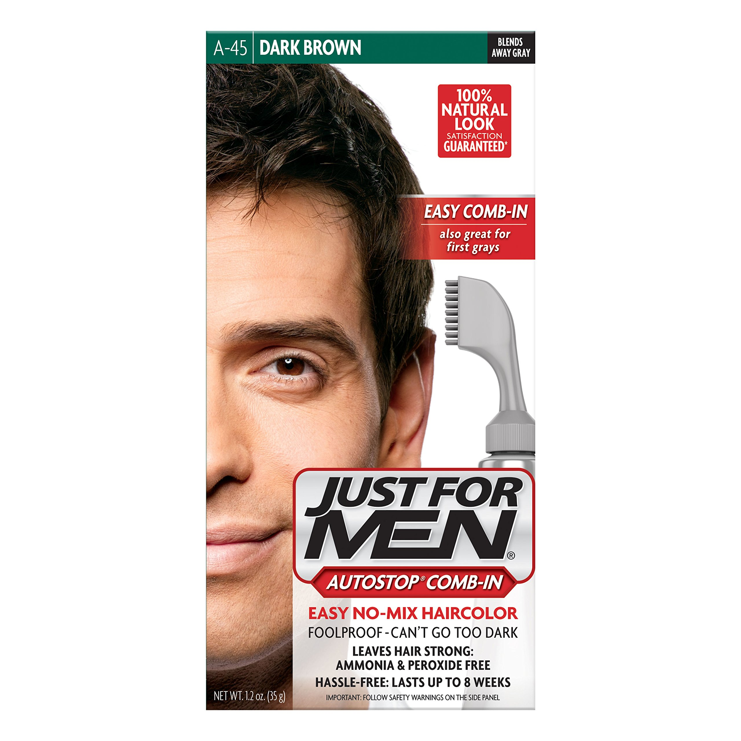 amazoncom just for men original formula mens hair