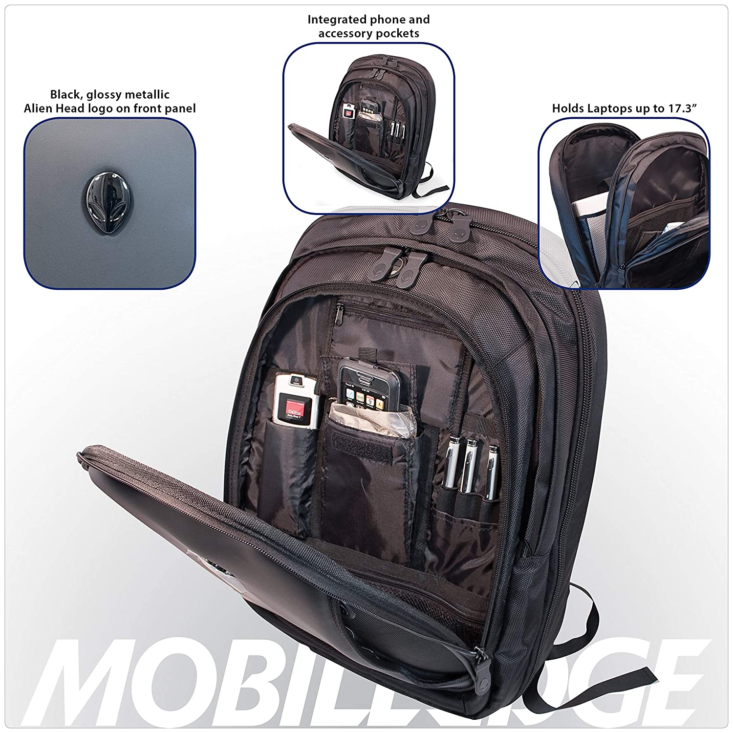 Mobile Edge Orion Gaming Laptop Backpack