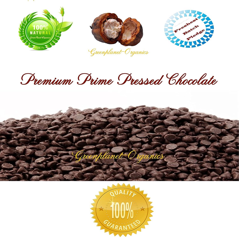 Amazon.com : 1 LB Premium Dark Chocolate Chips (70% Cacao 30% Pure ...
