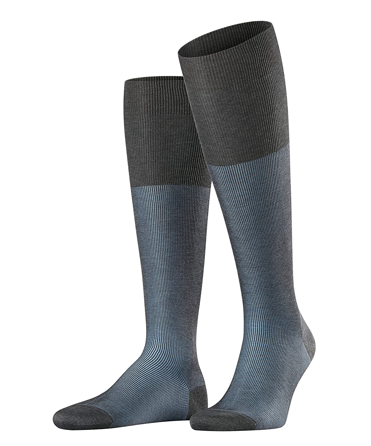 FALKE Fine Shadow Men Knee-high Socks