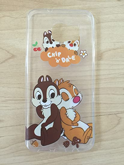 Amazon Com Galaxy S7 Edge Case Chip N Dale Galaxy S7 Edge Tpu Clear Thin Soft Case Ship From Ny 4 Everything Else