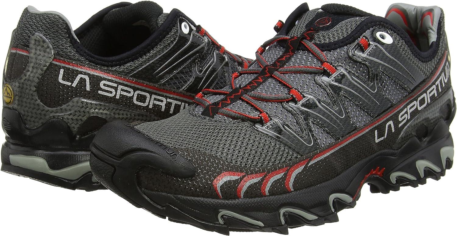 rojo//gris Deportivos de running para hombre La Sportiva Ultra Raptor