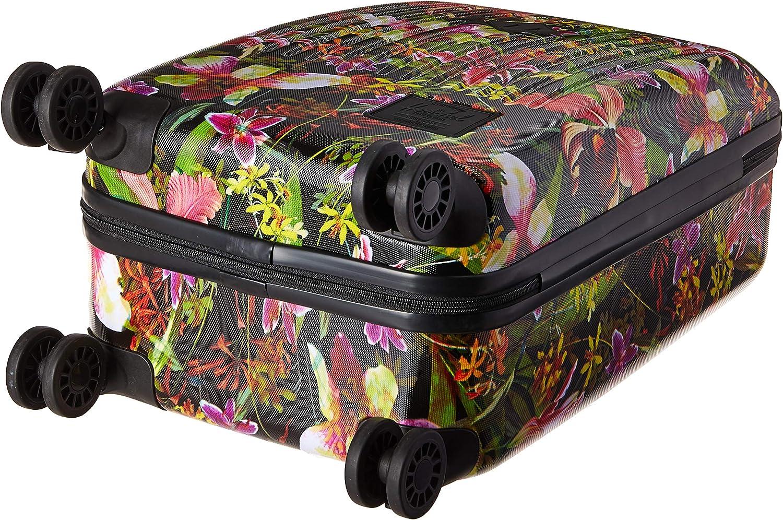 Herschel Unisex Four-Wheel Trade Small Hard Shell Luggage 23-Inch