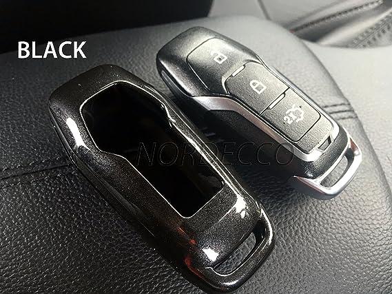 Protex per chiave smart key a 2/o 3/pulsanti blu guscio rigido 2015/Nibe-16,/lucido