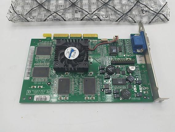 DELL INSPIRON 5100 5150 NVIDIA GEFORCE FX5200 32M VIDEO CARD Y1871 CN-0Y1871