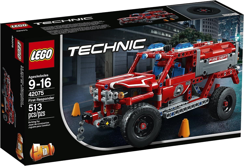 LEGO Technic 42075  First Responder Advanced Building Set *Brand New*