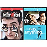 80's John Cusack Classic Combo Pack: Better Off Dead & Say Anything (Double Feature) Pack