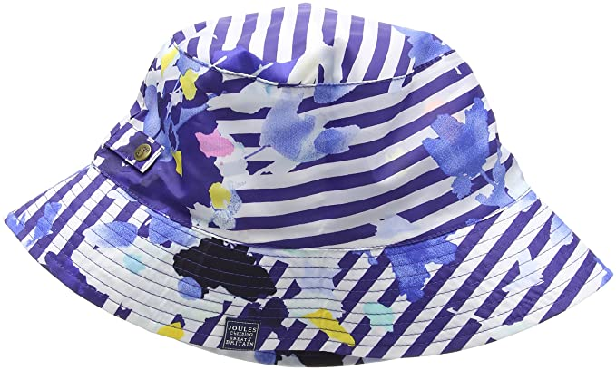 50d828d2ace Joules Women s Rainy Day Bucket Hat  Amazon.co.uk  Clothing