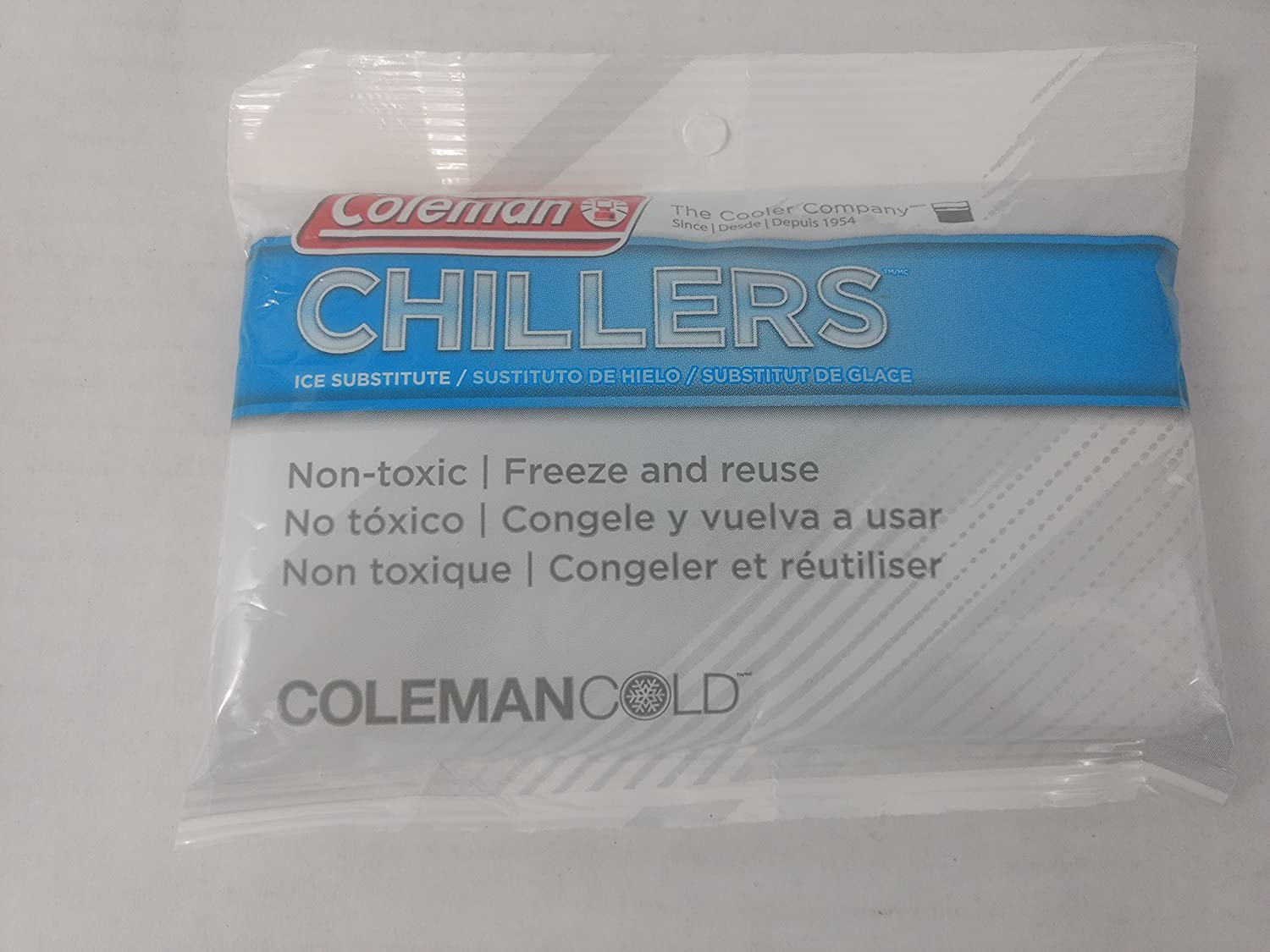 Coleman Chillers Ice Substitutes Set of 5