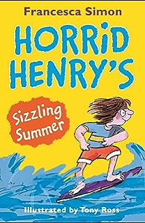 Horrid henry early reader horrid henrys birthday party book 2 horrid henrys sizzling summer fandeluxe Ebook collections