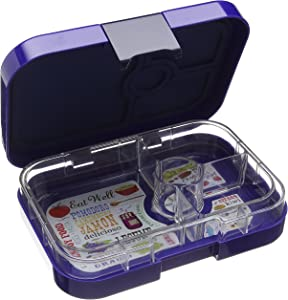 Yumbox Leakproof Bento Lunch Box Container V2 (Lavande Purple) for Kids