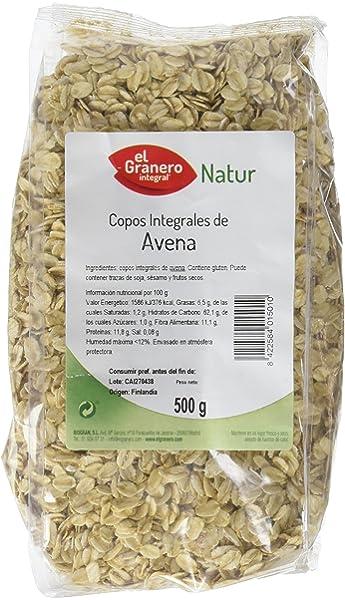 Granovita Copos Avena Cereales - 1000 gr: Amazon.es ...