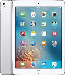 iPad Pro MLPX2CL/A (MLPX2LL/A) 9.7-inch (32GB, Wi-Fi + Cellular, Silver) 2016 Model (Renewed)