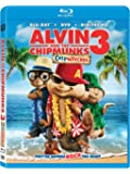 Alvin And The Chipmunks: Chipwrecked Blu-ray Triple Play