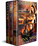 The Djinn Wars: Books 1-3: Chosen, Taken, and Fallen