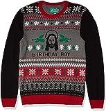 Ugly Christmas Sweater Men's Jesus