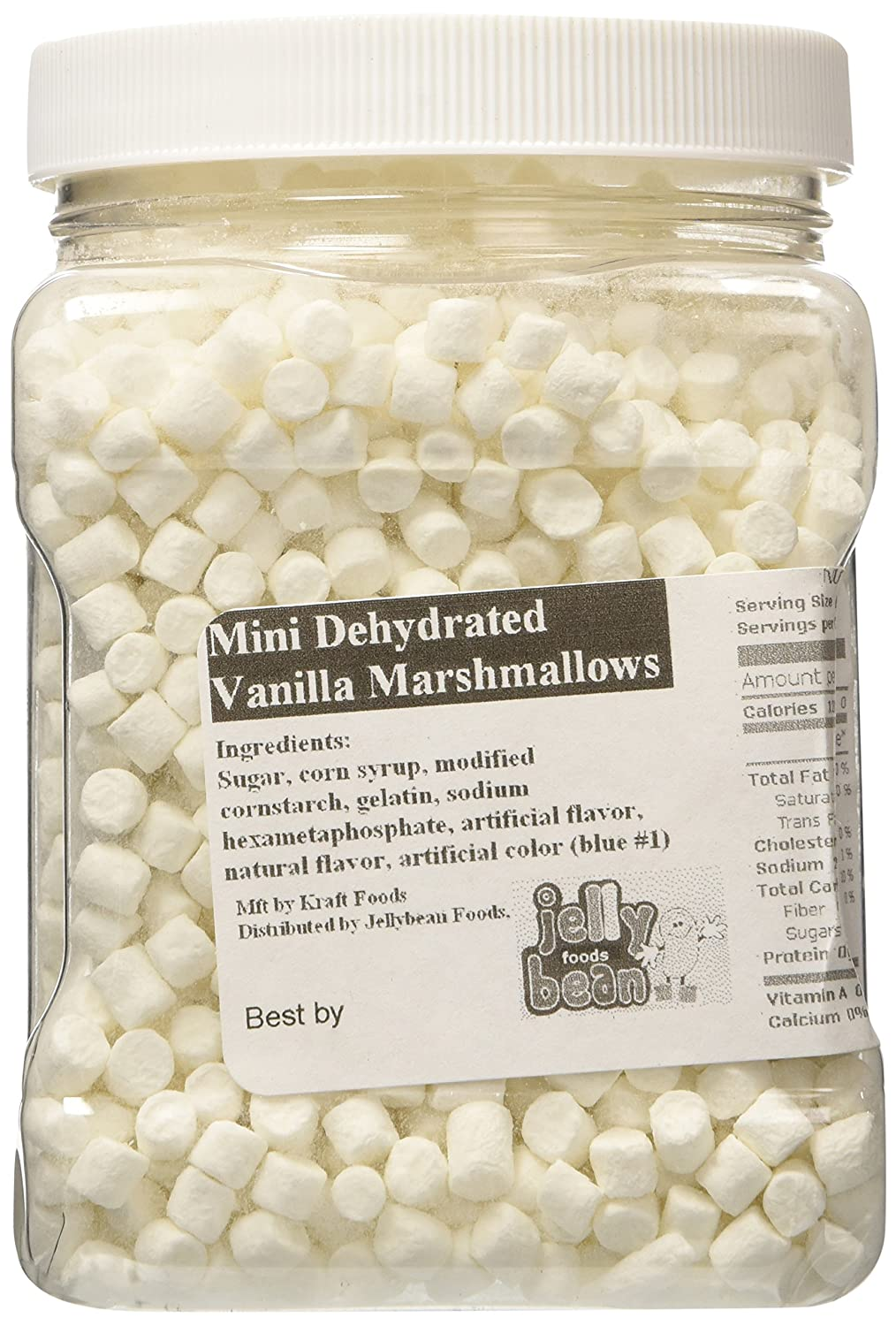 Mini Dehydrated Marshmallows 5 Oz.
