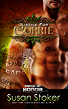 Justice for Corrie (Badge of Honor: Texas Heroes Book 3)