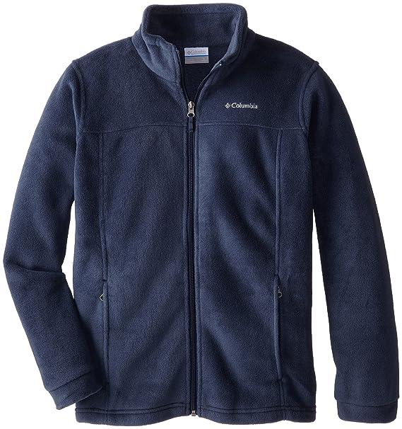 11edf484a Columbia Youth Boys  Steens Mt II Fleece Jacket