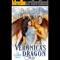 Veronica's Dragon: A SciFi Alien Romance (Icehome Book 2)