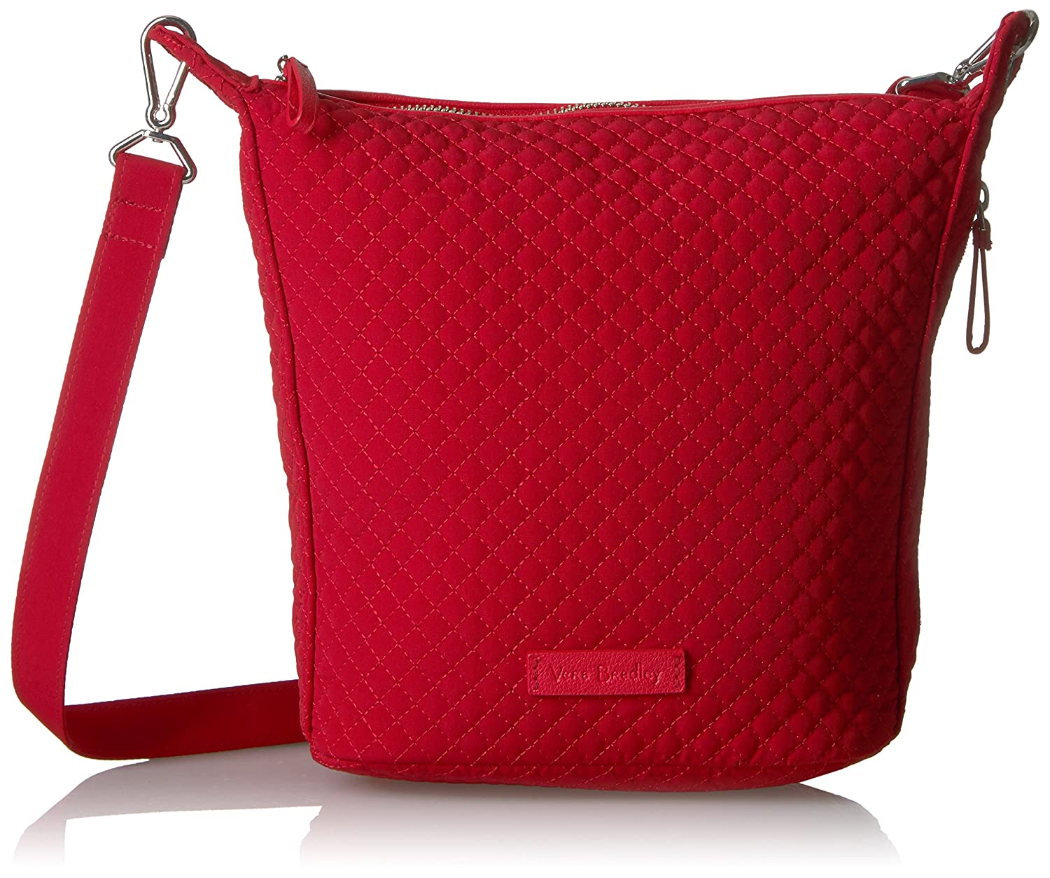 PERFECTLY SIZED  Our Vera Vera Carson Mini Hobo Bag measures 9 x 9 x 4.75  inches with 56 inch adjustable strap and ... 98f406116cd3d