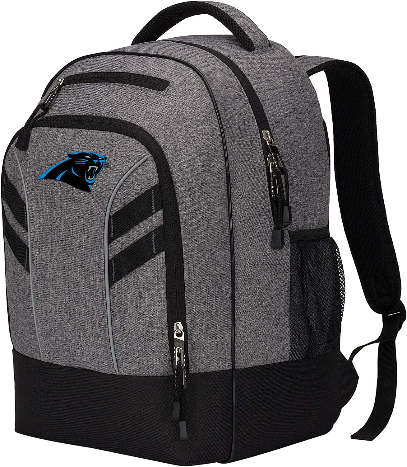 The Northwest Company Officially Licensed NFL Razor Backpack, Gray, 19 in