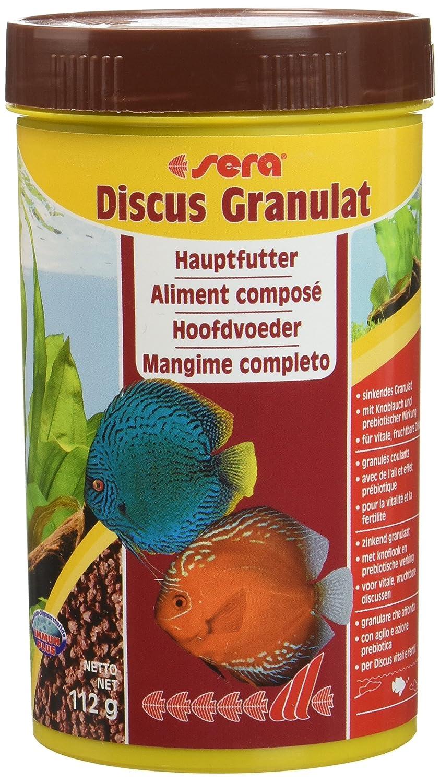 Amazon.com : Sera Discus Granules, 4.1 oz : Pet Food : Pet Supplies