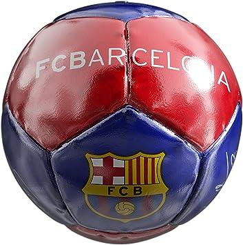 FCB Balon FC Barcelona blaugrana Mini: Amazon.es: Juguetes y juegos