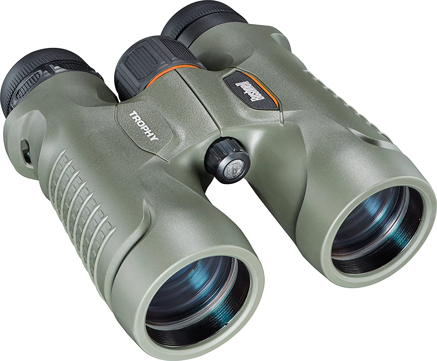 Bushnell Trophy Binocular, Green, 8 x 42mm