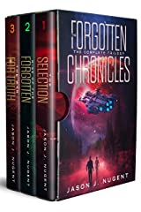 The Forgotten Chronicles: The Complete Trilogy Kindle Edition