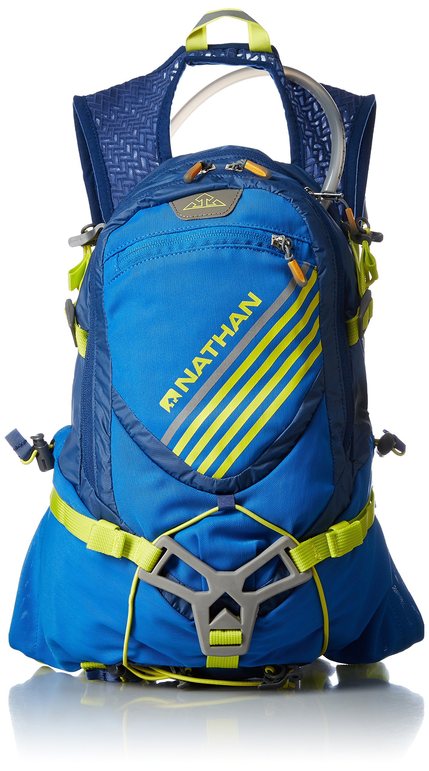 Nathan Elevation 2-Liter Hydration Vest, Nathan Blue, One Size