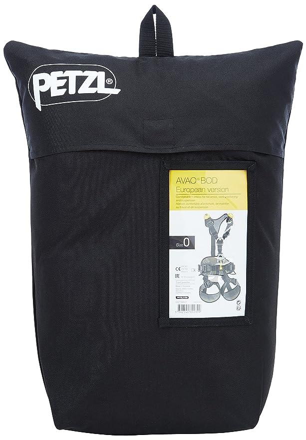PETZL Avao BOD 0 C98 a, Black/Yellow, 0: Amazon.es: Deportes y ...