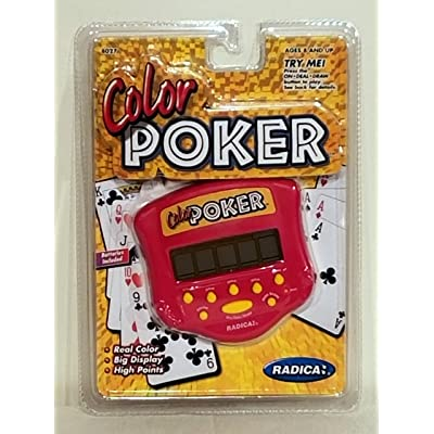 Color Poker by Pachi Paradice: Toys & Games