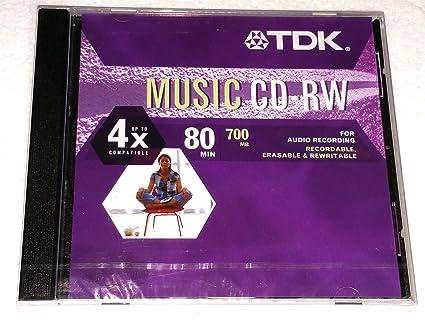 700 MB 40x Discon 80 Minute Memorex 15404001 Music CD-R DA 30-Pack Spindle