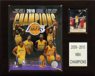 product image for NBA Lakers 2009-10 NBA Champions Plaque