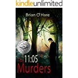 The 11:05 Murders (The Inspector Sheehan Mysteries Book 2)