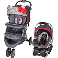 Baby Trend EZ Ride 5 Travel System, Hello Kitty Expressions