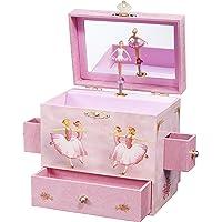 Enchantmints Ballerina Musical Jewelry Box