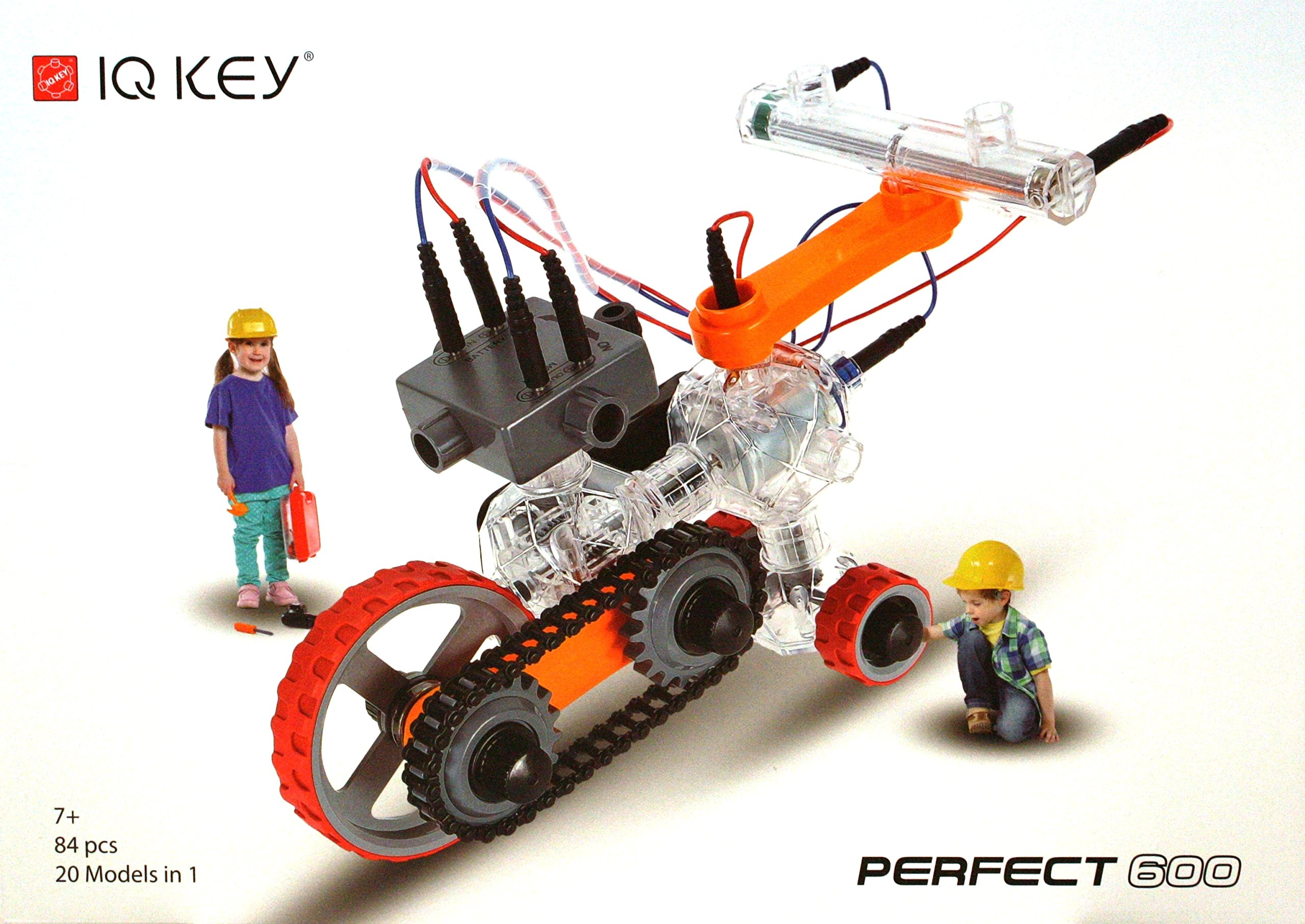 IQ-KEY Perfect 600 -Educational Assembly Toy Kits