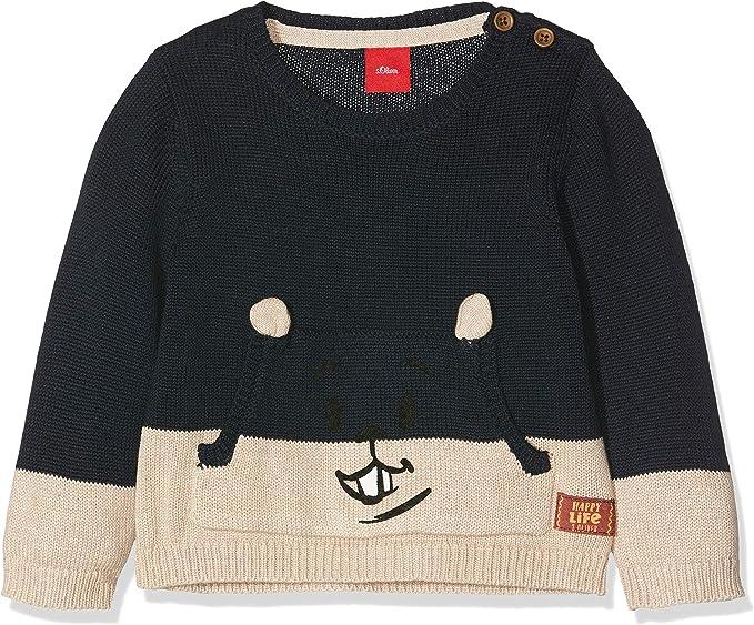 s.Oliver Baby-Jungen Pullover