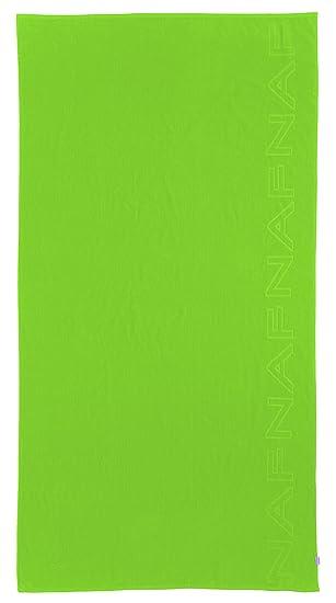 Inconnu Naf c24 Casual 90 x 180 cm Toalla de playa, verde pistacho