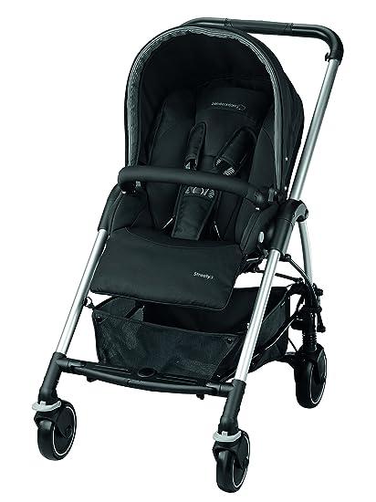 Bébé Confort Streety 3 - Cochecito, color negro: Amazon.es: Bebé