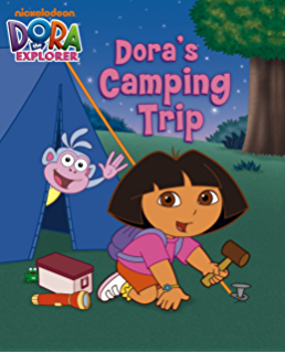 Doras Camping Trip Dora The Explorer