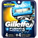 Gillette Fusion ProShield Chill Men's Razor Blade Refills