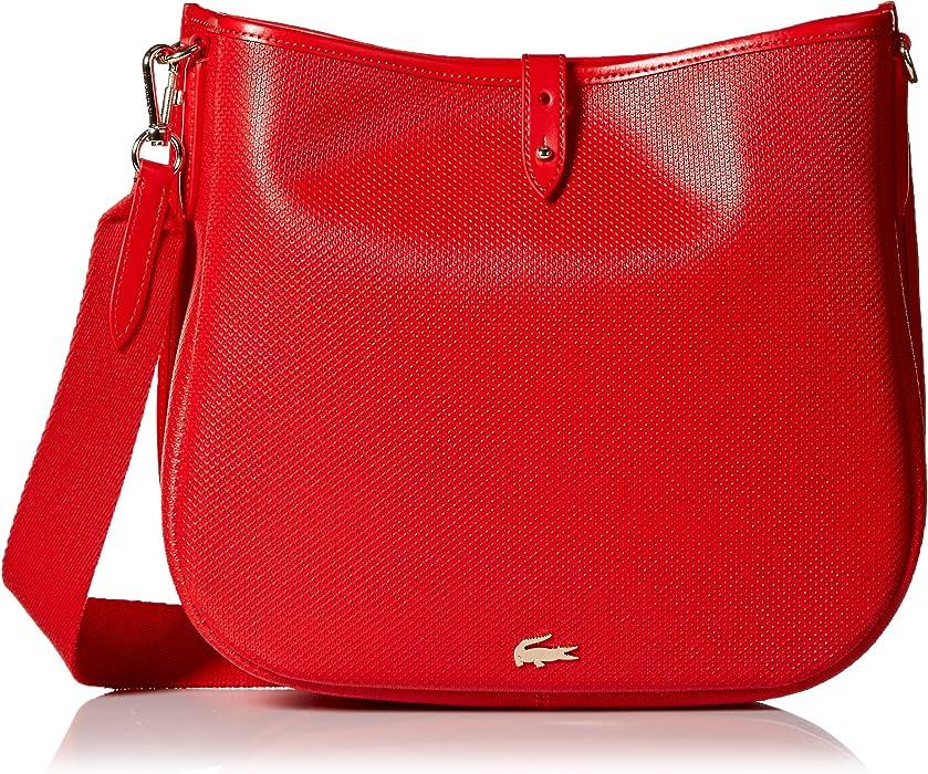 Amazon.com  Lacoste Hobo Bag 9b07bb256133d