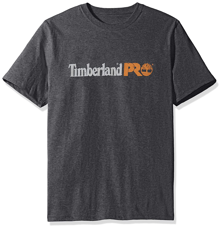 Amazon Timberland Pro Mens Cotton Core Short Sleeve T Shirt